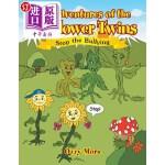 【中商海外直订】The Adventures of the Sunflower Twins