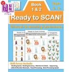 【中商海外直订】Ready to Scan!: Beginners & Level 2