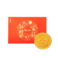 【每满99减15】网易严选 抹茶煎饼 12.5克*12片