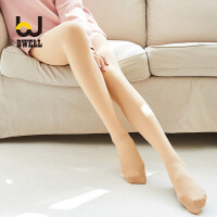 BWELL 石墨烯脚底防滑收腹提臀自然美肌防臭打底连裤袜