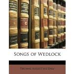 【预订】Songs of Wedlock