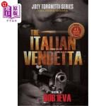 【中商海外直订】The Italian Vendetta