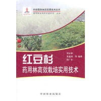 红豆杉药用林高效益栽培实用技术 周志春 等 中国林业出版社