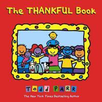 英文原版 感谢的味道 托德・帕尔绘本 Todd Parr: The Thankful Book