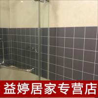 厕所防水自贴纸 防水耐磨卫生间防滑地贴厕所地砖瓷砖地板贴纸翻新自粘墙纸 大