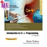 【中商海外直订】Introduction to C++ Programming, 2nd Edition