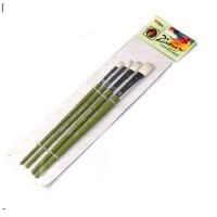 晨光文具 学生水粉画笔 毕加索 LBH97804美术用笔套装(扁头)