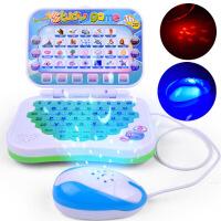 幼儿智能中英文点读机带鼠标早教机电脑玩具儿童益智故事学习机