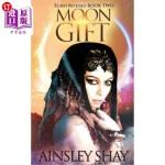 【中商海外直订】Moon Gift