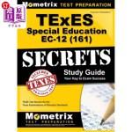 【中商海外直订】TExES (161) Special Education EC-12 Exam Secrets St