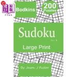 【中商海外直订】Bodkins sudoku vol 5