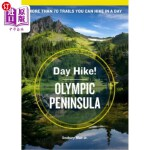 【中商海外直订】Day Hike! Olympic Peninsula, 4th Edition