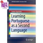 【中商海外直订】Learning Portuguese as a Second Language
