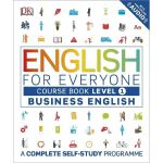 现货 英文原版 English for Everyone - Business English Level 1. Co
