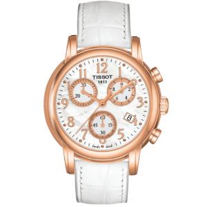 天梭(TISSOT)手表韵驰系列石英女表T050.217.36.112.00