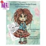 【中商海外直订】Lacy Sunshine's Rory and Her Sweet Urchin Friends C