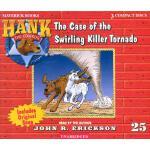 【预订】The Case of the Swirling Killer Tornado Compact Disc只是光