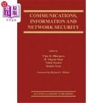 【中商海外直订】Communications, Information and Network Security