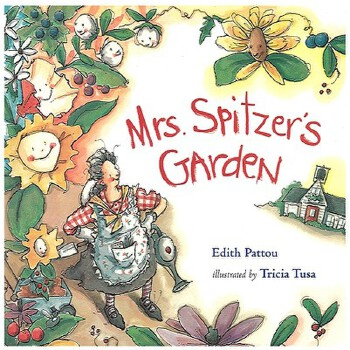 【预订】Mrs. Spitzer's Garden 预订商品,需要1-3个月发货,非质量问题不接受退换货。