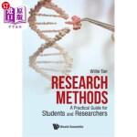 【中商海外直订】Research Methods: A Practical Guide for Students an