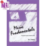 【中商海外直订】Music Fundamentals: Pitch Structures and Rhythmic D