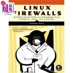 【中商海外直订】Linux Firewalls: Attack Detection and Response