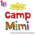 【中商海外直订】Camp Mimi