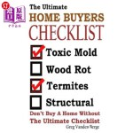 【中商海外直订】The Ultimate Home Buyers Checklist