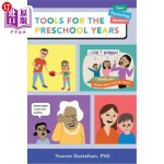【中商海外直订】Tools for the Preschool Years: Support for Time-Cru