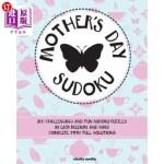 【中商海外直订】Mother's Day Sudoku: 200 brand-new sudoku puzzles i