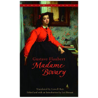 Madame Bovary 包法利夫人 英文原版 福楼拜Flaubert