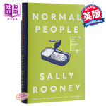 【中商原版】普通人 英文原版 Normal People Sally Rooney(入围2018布克奖)