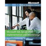 【预订】Microsoft SQL Server 2008 Implementation and Maintenanc
