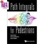 【中商海外直订】Path Integrals for Pedestrians