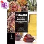 【中商海外直订】Palm Oil: Production, Processing, Characterization,