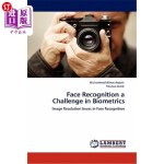 【中商海外直订】Face Recognition a Challenge in Biometrics