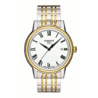 天梭(TISSOT)手表新款绅士系列男士石英表T085.410.22.013.00