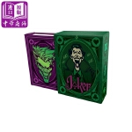 【中商原版】DC漫画人物:小丑的智慧 英文原版 DC Comics: The Wisdom of The Joker