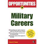 【预订】Opportunities in Military Careers, Revised Edition