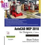 【中商海外直订】AutoCAD Mep 2018 for Designers