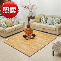 碳晶地暖垫 地暖垫电热地毯韩国加热地板移动地热垫电地暖客厅家用