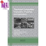 【中商海外直订】Thermoset Composites: Preparation, Properties and A