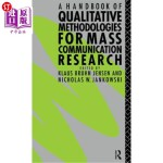 【中商海外直订】A Handbook of Qualitative Methodologies for Mass Co