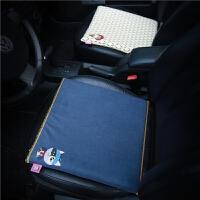 记忆棉汽车坐垫四季通用单片可爱创意座椅垫车内用品