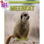 【中商海外直订】Meerkat: Amazing Fun Facts and Pictures about Meerk