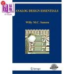 【中商海外直订】Analog Design Essentials [With CDROM]