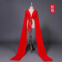 水袖渐变色古典京剧藏族水袖儿童练习古典惊鸿舞蹈表演服装