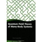 英文原版 多体系统的量子场论 Quantum Field Theory of Many-Body Systems