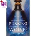 【中商海外直订】Running with the Wolves