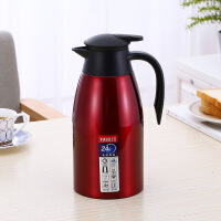 304不锈钢保温壶真空保温瓶大容量热水瓶开水壶暖瓶家用2L